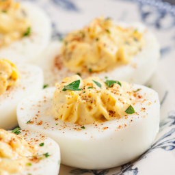 How to Make the Best Deviled Eggs (+Giveaway)