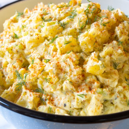 How To Make The Best Potato Salad Recipe