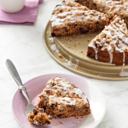 Hummingbird-Prune Coffee Cake