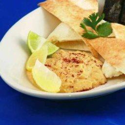 Hummus-Bi-Tahini