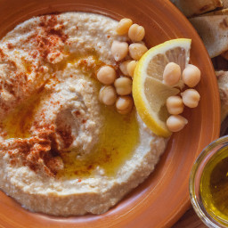Hummus in a Hurry