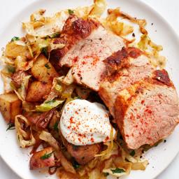 Hungarian Pork and Potatoes
