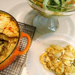 Hungarian Potato and Egg Casserole