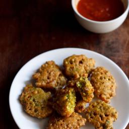 hurda bhajji recipe | hurda pakora recipe