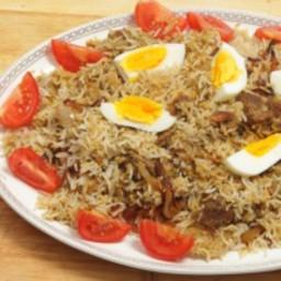 Hyderabadi Biryani Recipe by Chef Hussain - NDTV Food
