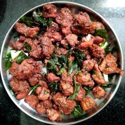 Hyderabadi Chicken 65 Recipe | Chicken 65 Dry