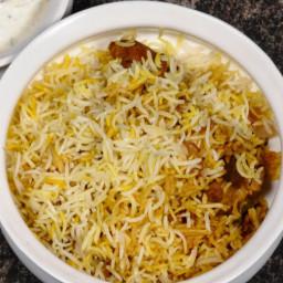 Hyderabadi Mutton Dum Biryani recipe