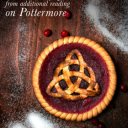 Ilvermorny Cranberry Pie