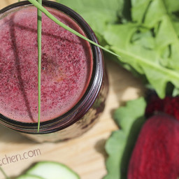 Immune system Juice Boost and perfect jet lag remedy