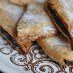 Imqaret - Diamond date filled pastries