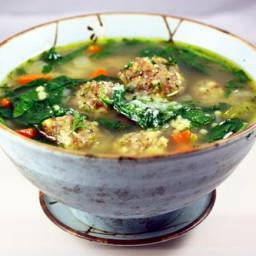 Ina Garten's Italian Wedding Soup Recipe