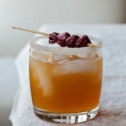 Ina Garten's Sidecars with dried cherries recipe