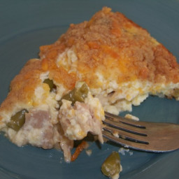 Incredible Low Carb Tuna Pie