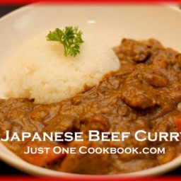 India-Japanese Beef Curry