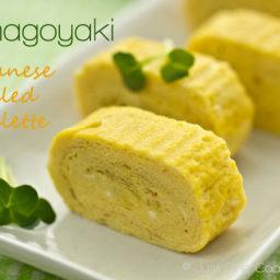 Tamagoyaki (Japanese Rolled Omelette)