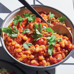 Indian Dal-Style Baked Beans