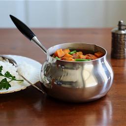 Indian Potato and Lentil Stew Recipe