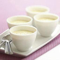 Individual Vanilla Puddings