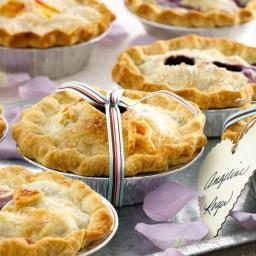 Individual Wedding Pies