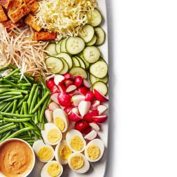 Indonesian Salad (Gado Gado)