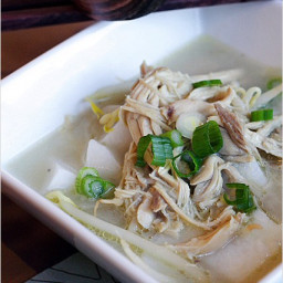 Indonesian Soto Ayam Recipe (Chicken Noodle Soup)