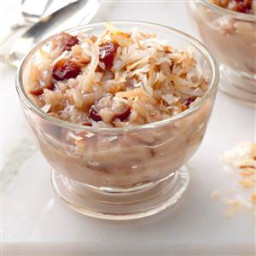 Indulgent Coconut Rice Pudding