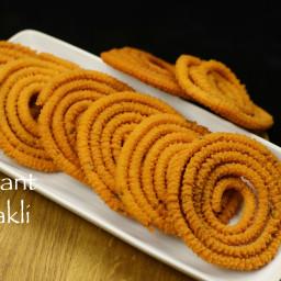 instant chakli recipe | instant chakkuli recipe | instant murukku