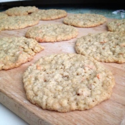 Instant Oatmeal Packet Cookies