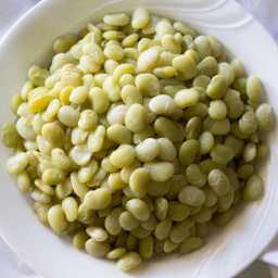Instant Pot Baby Lima Beans