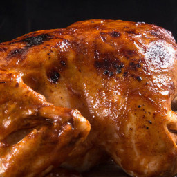 Instant Pot BBQ Whole Chicken