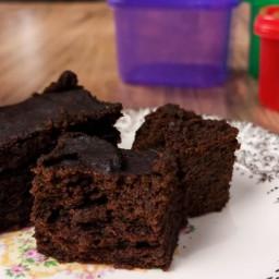 Instant Pot Brownies | A 21 Day Fix Treat Swap