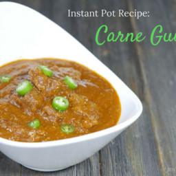 Instant Pot Carne Guisada