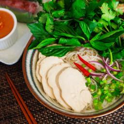Instant Pot Chicken Pho (Phở Gà Recipe)
