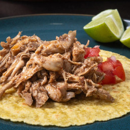 Instant Pot Chicken Tacos
