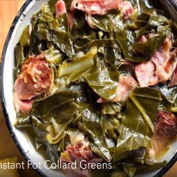 Instant Pot Collard Greens