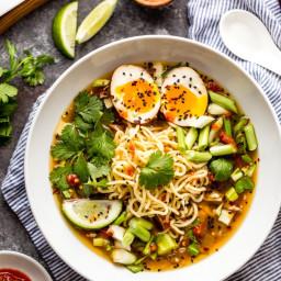 Instant Pot Easy Chicken Ramen