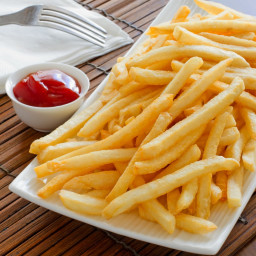 Instant Pot French Fries that I can't stop eating!