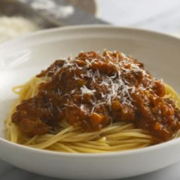 Instant Pot Homemade Bolognese