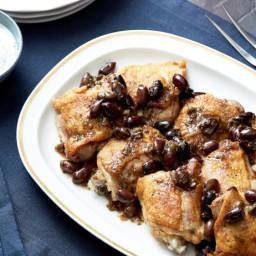 Instant Pot Keto Mediterranean Chicken