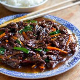 Instant Pot Mongolian Beef (Gluten-Free, Paleo)