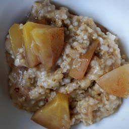 Instant Pot Oatmeal, a Healthy Breakfast