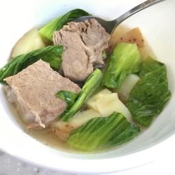 Instant Pot Pork Nilaga