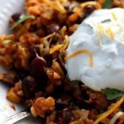 Instant Pot Santa Fe Beans & Rice