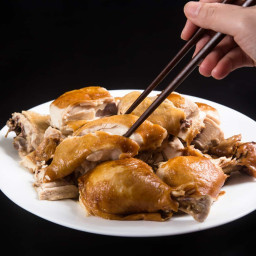 Instant Pot Soy Sauce Chicken 豉油雞