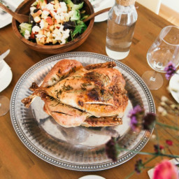 Instant Pot Whole Chicken (from frozen)
