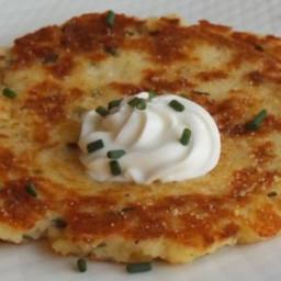 Instant Potato Pancakes Recipe