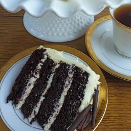 Intense Chocolate Cake