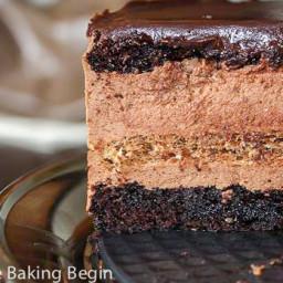 Торт Irish Cream ot Vita/ belochka