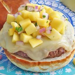 Islander Burger Recipe