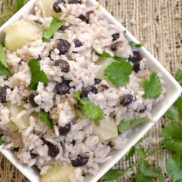 island rice pilaf